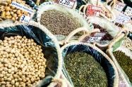 granos, color de Mercado. foto @anamariamarrero